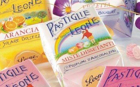 Legendární italské Pastilky Leone