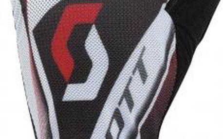 Závodní cyklistické rukavice GLOVE RC SF RC M červená