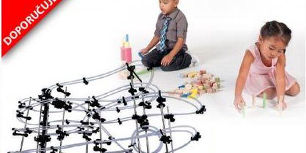 Úžasná hračka - stavebnice SPACERAIL level 2 jen za 319 Kč! Vhodné pro začátečníky, děti i dospělé. Skvělá zábava pro celou rodinu.