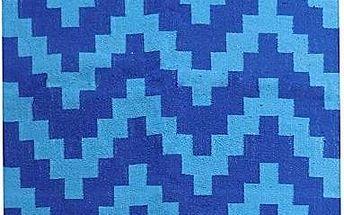 Ručně tkaný koberec Kilim Modern 38, 110x170 cm - doprava zdarma!