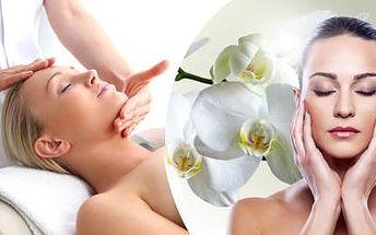 60minutové luxusní kosmetické ošetření pro všechny typy pleti s masáží obličeje, krku a dekoltu na PRAZE 10!