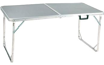COLEMAN Folding Table for 8 rozkládací stůl