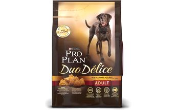 Krmivo Purina Pro Plan Dog Adult Duo Délice Chicken 10 kg