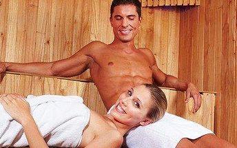 Privátní sauna Vedrov pro dvě osoby