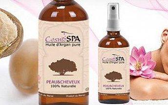 100% BIO arganový olej: tajný recept na věčnou krásu!