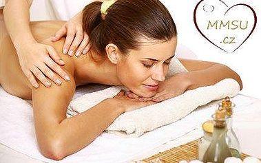 Energetická masáž:uvolnění duchovního i tělesného potenciálu