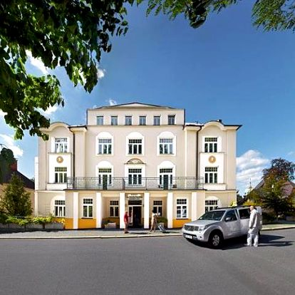 Hotel Residence La Passionaria - Mariánské Lázně, Česká republika, vlastní doprava, strava dle programu