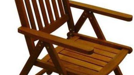 V-GARDEN Paris polohovatelná židle