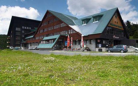Hotel Sporthotel Kurzovní - Karlova Studánka, Česká republika, vlastní doprava, strava dle programu