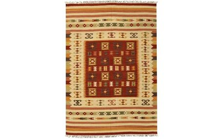 Ručně tkaný koberec Kilim Classic 19121 B Mix, 170x230 cm - doprava zdarma!