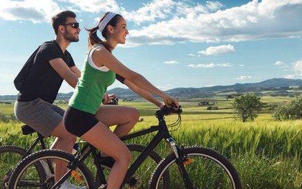 Třidenní aktivní dovolená s bohatou polopenzí pro dva