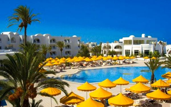 Tunisko - Last minute: Hotel Isis-Thalasso na 8 dní polopenze v termínu 28.07.2015 jen za 8990 Kč.