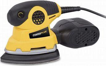 POWERPLUS POWX0480 Vibrační mini delta bruska 220 W
