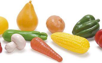 Ovocno-zeleninový mix, 10 ks