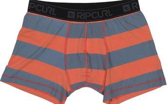 Rip Curl Cotton Boxer All Over Orange M, oranžová, S