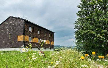 Apartmánový dům - Staré Město pod Sněžníkem, Česká republika, vlastní doprava, strava dle programu