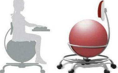 Zdravotní židle air seating junior model 2. Seďte správně!