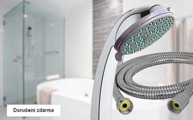 Ruční sprcha nebo sprchová hadice