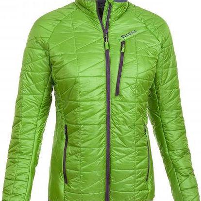 Salewa Pisetta Light PRL W JKT Foliage, zelená, 42