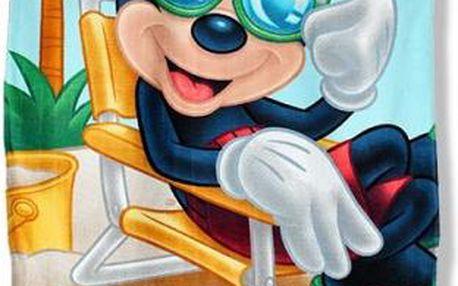 Setino Dětská plážová osuška Mickey 70x140