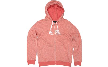 Rip Curl Icon HZ Fleece Hot Coral Marle M, červená, M