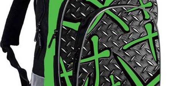 Batoh školní P + P Karton ergonomický Iron X