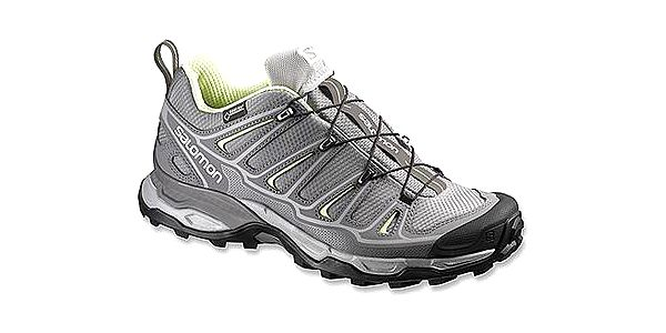 Salomon X Ultra 2 GTX® W Pewter/Detroit/Flashy-x, šedá, 36 2/3