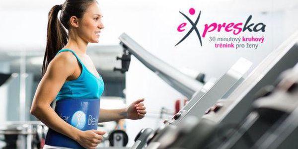 4týdenní ženský trénink BetterBelly pro štíhlejší bříško