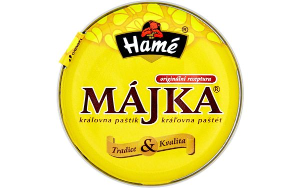 Hamé Hamé Májka lahůdkový vepřový krém 100g