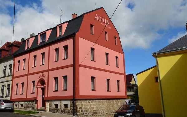 Apartmánový dům Agáta - Abertamy, Česká republika, vlastní doprava, strava dle programu