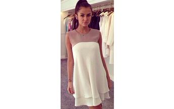 Dámské romantické šaty Kim!