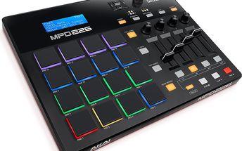 USB/MIDI Pad kontroler Akai MPD 226