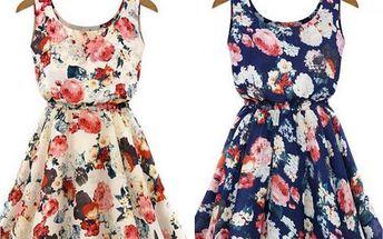 Dámské letní šaty Tammy!