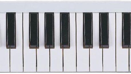 USB/MIDI klaviatura, 25 mini kláves, bílá Kytary.cz ICON I-Key WH