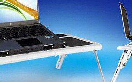 Doprodej – chladící stolek pod mini laptop: Konec nežádoucímu přehřátí!