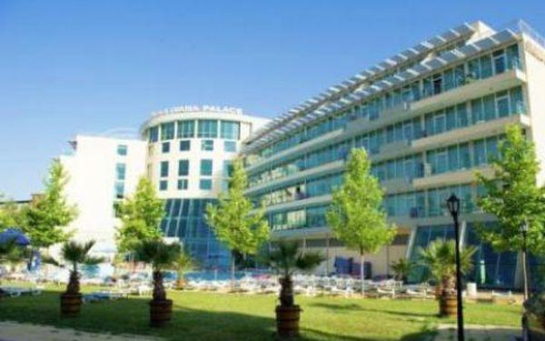 Bulharsko, oblast Slunečné Pobřeží, doprava letecky, snídaně, ubytování v 3* hotelu na 8 dní