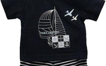 Klučičí set Sailing Boat