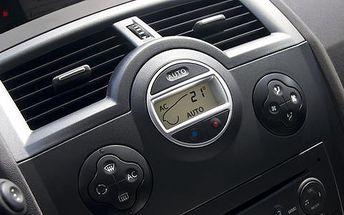 Kompletní péče o klimatizaci ve vašem voze