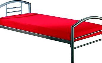 Kovová postel Arena včetně roštu