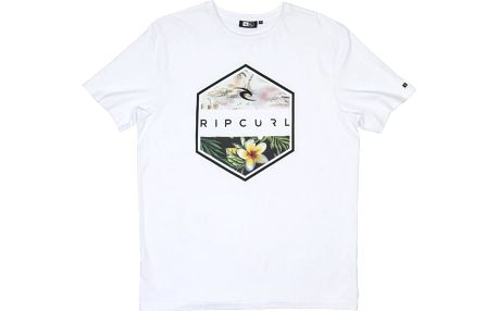 Rip Curl Hexagone Tee Optical White M