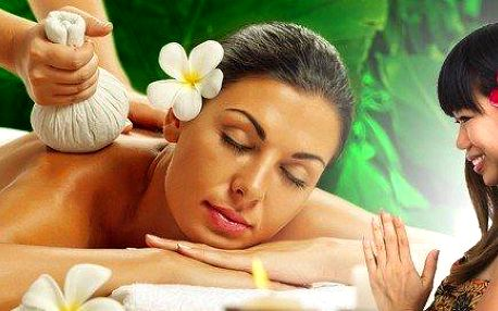 60min Thai ROYAL massage od rodilých Filipínek