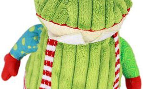 Hrací plyšáček žába Croakos