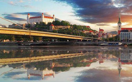 Pronájem apartmánu v Bratislavě pro 2 na 3 dny