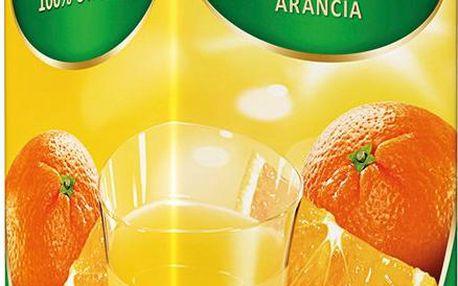 Pfanner Pfanner 100% pomerančová šťáva z koncentrátu 1l