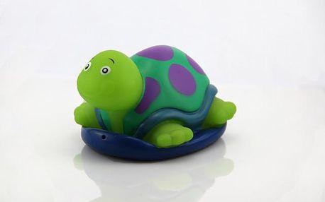 Hračka a indikátor do vody želvička (2v1)