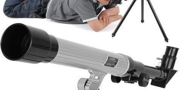 Dětský teleskop Telescience