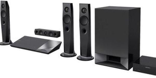 Domácí kino Sony BDV-N7200W černé