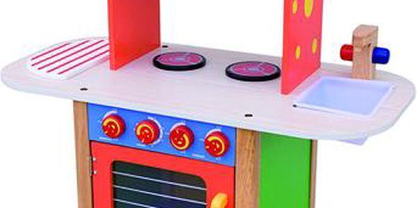 Vysoká kuchyňka, 80 x 40 x 100 cm