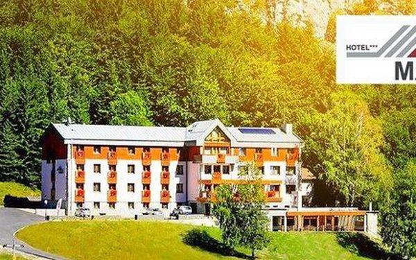 Aktivní letní relax v horském Hotelu Malina*** na Slovensku