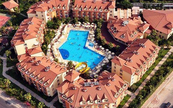 Orfeus Park, Turecká riviéra - Side, Turecko, letecky, all inclusive